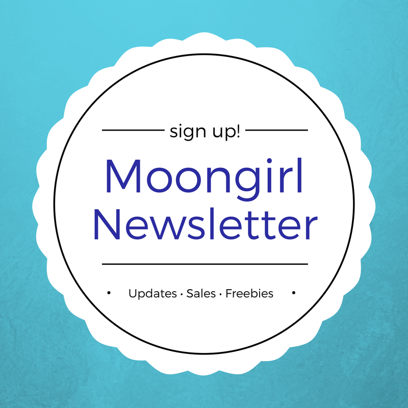 moongirl art newsletter