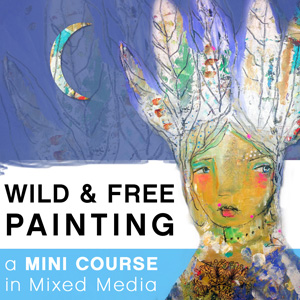 Wild & Free Painting Course
