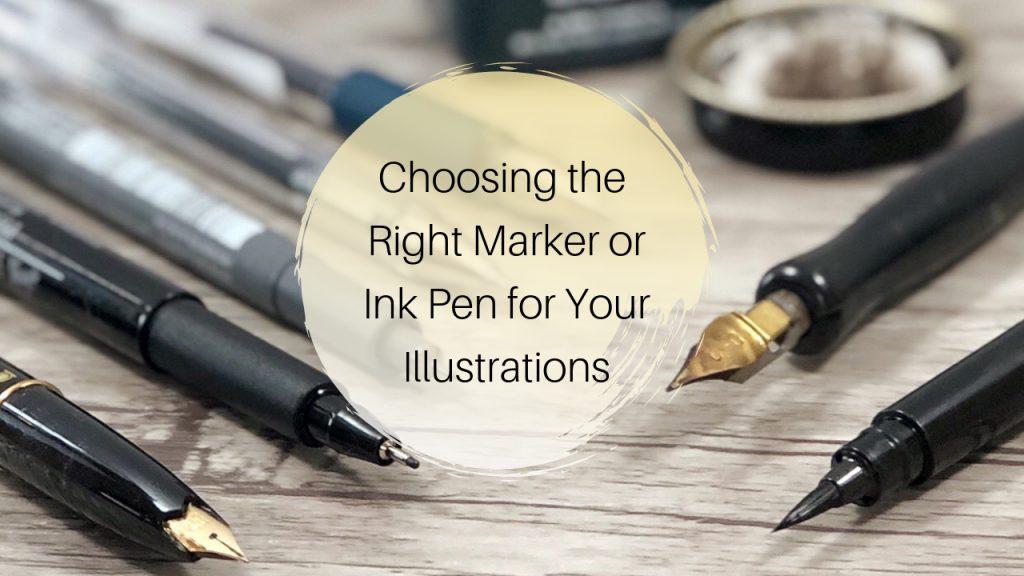 Skillshare Marker Pen Class